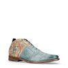 REHAB Kurt II tattoo Chaussures à lacets - bleu