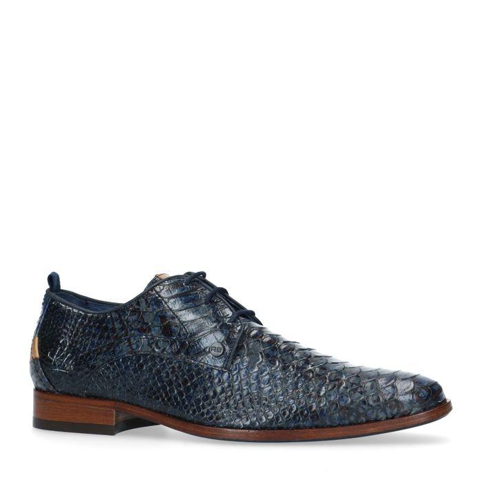 REHAB Greg Chaussures à lacets - bleu