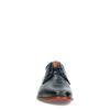 REHAB Chaussures à lacets avec imprimé croco - bleu