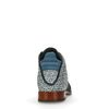 Rehab Kurt 2 Checker Boots à lacets avec motif - bleu