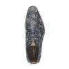 Chaussures à lacets avec fleurs - marron