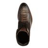 REHAB Alesandro Snake Boots à lacets - marron
