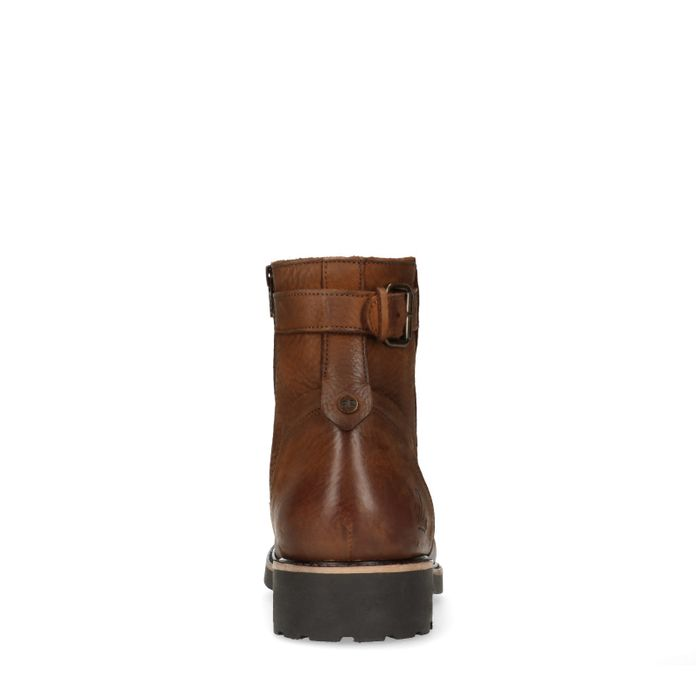 REHAB Regan Boots - marron