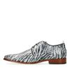 Rehab Greg Croco Zebra Chaussures à lacets