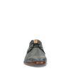 REHAB Chaussures à lacets avec motif noir/gris