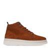 REHAB Chaussures à lacets en daim - marron