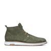 Rehab Boots à lacets - vert foncé