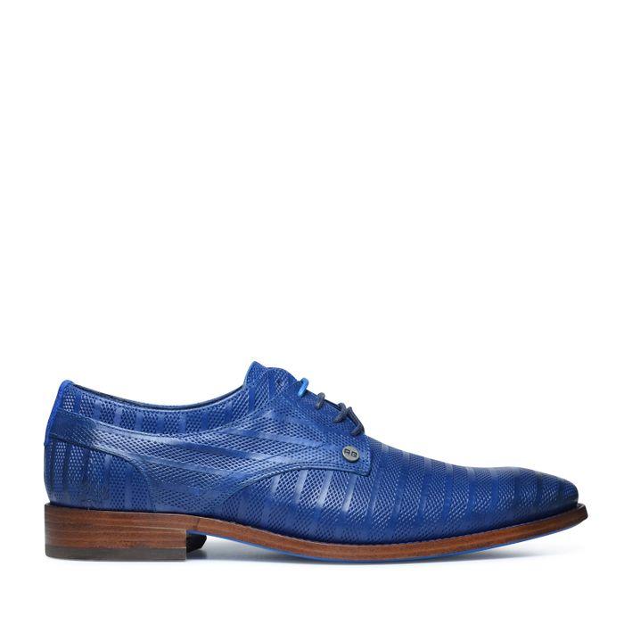 Rehab Chaussures à lacets avec motif - bleu