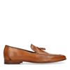 Mocassins en cuir - marron