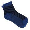 Chaussettes avec paillettes - bleu
