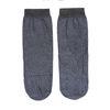 Chaussettes pailletées - argenté