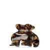 Haarspeld donker bruin tortoise