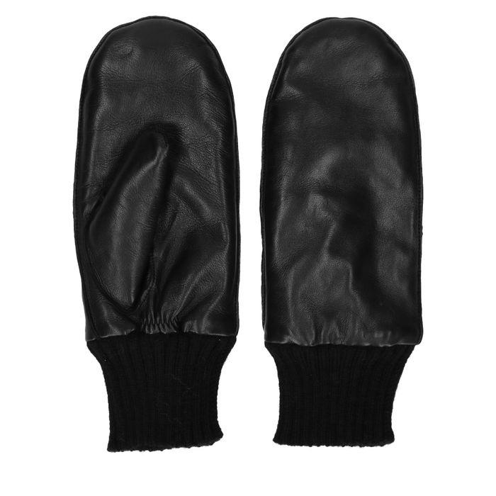 Moufles - noir