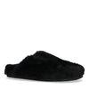 Chaussons en laine - noir