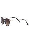 Unisex Sonnenbrille im Holz-Look