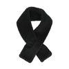 Zwarte teddy sjaal
