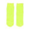 Socken in Neongelb