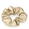 Goudkleurige scrunchie