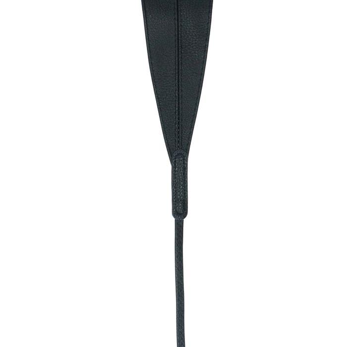 Schwarzer Taillengürtel mit Schleife