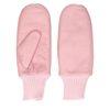 Rosafarbene Handschuhe