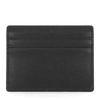 Zwarte portemonnee voor pasjes