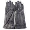 Padded leren handschoenen