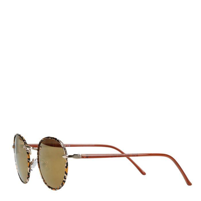Marije Zuurveld x Sacha Sonnenbrille mit Leopardenmuster