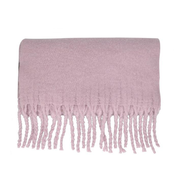 Sacha x Whoisthatblonde lila sjaal