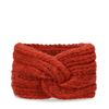 Brique knitted haarband
