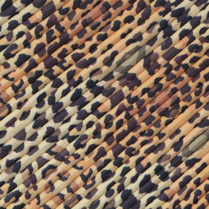 Sjaaltje met panterprint