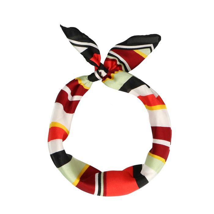 Sjaaltje met strepen