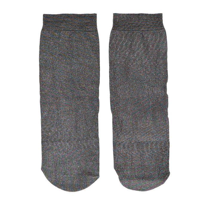 Chaussettes pailletées - doré