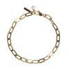 Bracelet en acier inoxydable - doré