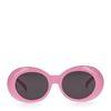 The 70s zonnebril roze