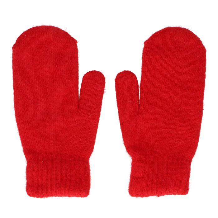 Rote Handschuhe
