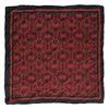 Foulard avec imprimé serpent - rouge