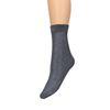 Silberne Glitzer-Socken