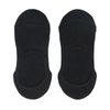 3er-Set Sneakersocken unisex schwarz