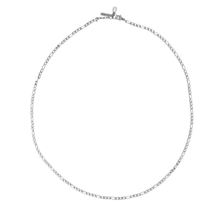 Zilverkleurige ketting