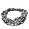 Haarband mit Schlangenmuster