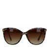 Élégantes lunettes de soleil avec imprimé léopard