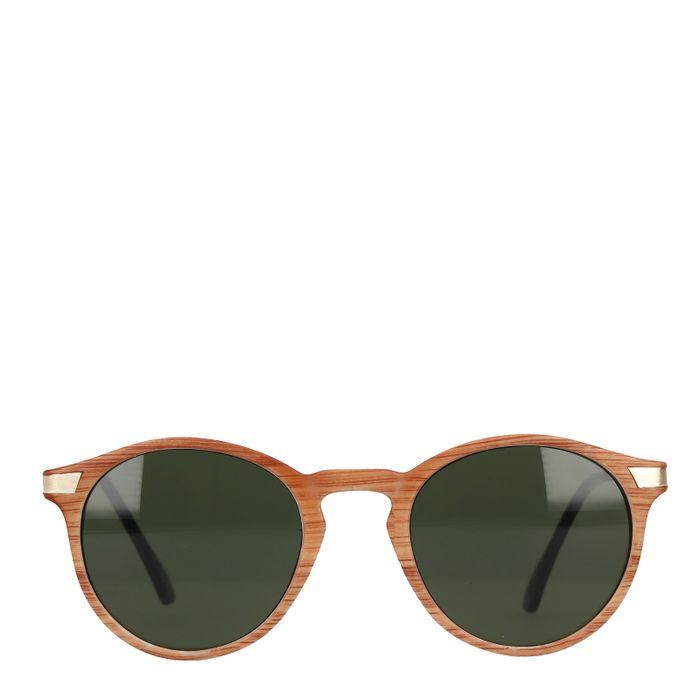 6df0be2c73c Lunettes de soleil rétro aspect bois - Accessoires – SACHA