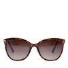 Élégantes lunettes de soleil léopard