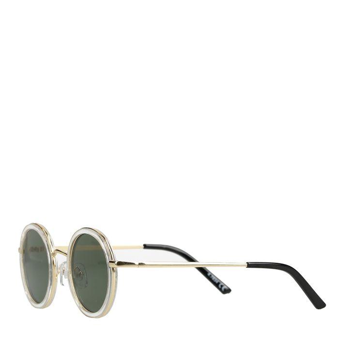 04160839d6d Lunettes de soleil rétro rondes - blanc - Accessoires – SACHA