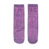 Chaussettes pailletées - lilas