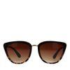 Classy bruine zonnebril