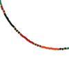 Multicolor ketting met kraaltjes