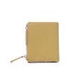 Gele kleine portemonnee