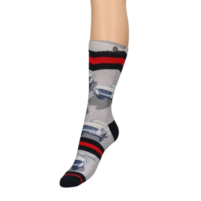 XPOOOS sokken met auto's