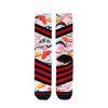 XPOOOS sokken met vissen